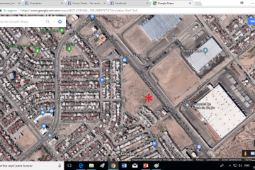 Foto de terreno comercial en venta en Bosques de Salvacar, Juárez, Chihuahua, 4389769,  no 01