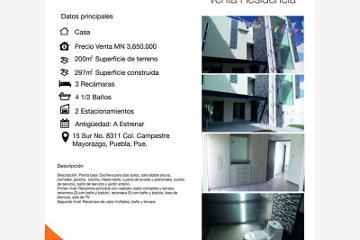 Foto principal de casa en venta en 15 sur, campestre mayorazgo 2997911.