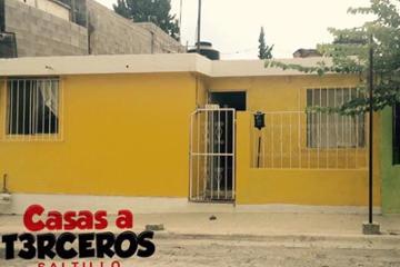 Foto de casa en venta en  1511, morelos, saltillo, coahuila de zaragoza, 2695849 No. 01