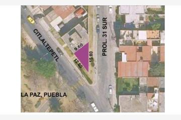 Foto de terreno comercial en renta en  16, la paz, puebla, puebla, 2365382 No. 01