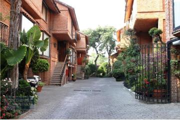 Foto de casa en condominio en venta en  17, san angel inn, álvaro obregón, distrito federal, 1910865 No. 01
