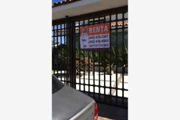 Foto de casa en renta en  195, real de juriquilla, querétaro, querétaro, 2867923 No. 01