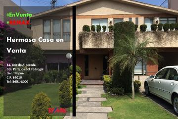 Foto de casa en venta en 1a. cerrada de alborada 17, parque del pedregal, tlalpan, distrito federal, 2652305 No. 01
