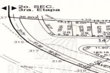 Foto de terreno habitacional en venta en 2124, colinas del valle 2 sector, monterrey, nuevo león, 2384690 no 01