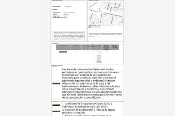 Foto de terreno comercial en venta en  23, morelos, cuauhtémoc, distrito federal, 2824850 No. 01