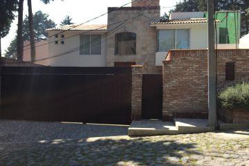 Foto de casa en renta en Contadero, Cuajimalpa de Morelos, Distrito Federal, 2759472,  no 01