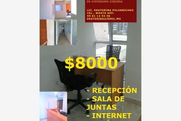 Foto de oficina en renta en  245, condesa, cuauhtémoc, distrito federal, 2783761 No. 01