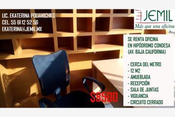 Foto de oficina en renta en  245, condesa, cuauhtémoc, distrito federal, 2807631 No. 01