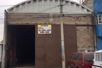 Foto de bodega en renta en Santa María Aztahuacan Ampliación, Iztapalapa, Distrito Federal, 3036942,  no 01