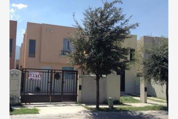 Foto de casa en venta en  270, mitras poniente bicentenario, garcía, nuevo león, 2432770 No. 01