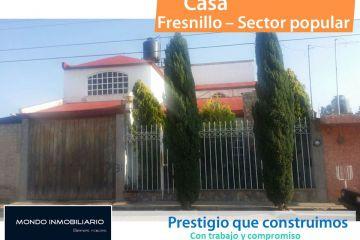 Foto de casa en venta en Sector 7, Fresnillo, Zacatecas, 2389274,  no 01