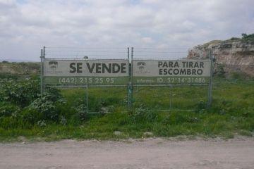 Foto de terreno habitacional en venta en Los Padilla, Querétaro, Querétaro, 3015263,  no 01