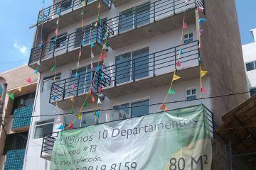 Foto de departamento en venta en Américas Unidas, Benito Juárez, Distrito Federal, 1382615,  no 01