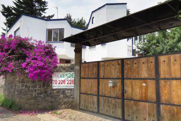 Foto de casa en venta en San Nicolás Totolapan, La Magdalena Contreras, Distrito Federal, 1911758,  no 01