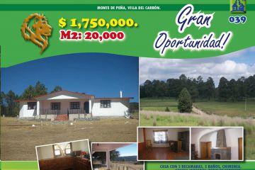 Foto de casa en venta en Monte de Peña, Villa del Carbón, México, 2469987,  no 01