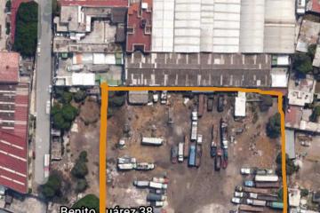 Foto de terreno comercial en venta en San Antonio Culhuacán, Iztapalapa, Distrito Federal, 3032813,  no 01