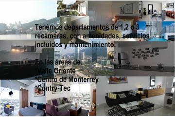 Foto de departamento en renta en  4552, centro, monterrey, nuevo león, 1623524 No. 01