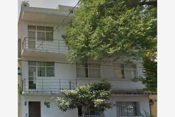 Foto de departamento en venta en  46, santa maria la ribera, cuauhtémoc, distrito federal, 2668799 No. 01