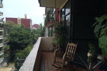 Foto de departamento en venta en Hipódromo Condesa, Cuauhtémoc, Distrito Federal, 1436983,  no 01