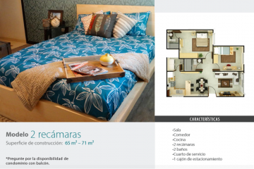 Foto de departamento en venta en SEPANAL, Tijuana, Baja California, 2584907,  no 01