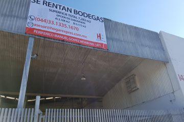 Foto principal de bodega en renta en periferico manuel gomez morin, huentitán el alto 2451433.