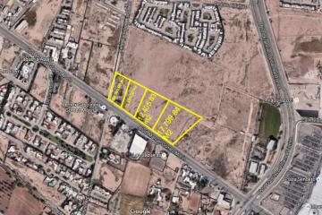 Foto de terreno comercial en venta en Partido Senecu, Juárez, Chihuahua, 4627291,  no 01
