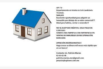 Foto de departamento en venta en  57, ticoman, gustavo a. madero, distrito federal, 2807516 No. 01