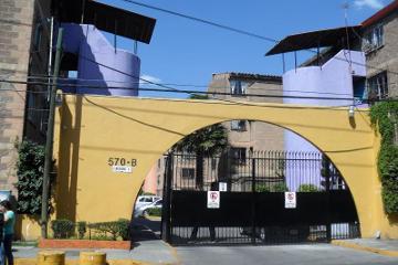 Foto de departamento en venta en  570, el vergel, iztapalapa, distrito federal, 1414167 No. 01