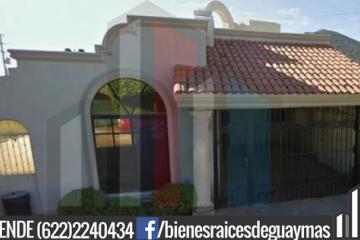 Foto de casa en venta en Villas de Miramar, Guaymas, Sonora, 2203334,  no 01