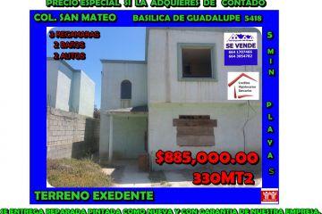 Foto de casa en venta en 28 Batallón de Infantería, Tijuana, Baja California, 1034877,  no 01