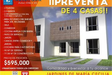 Foto de casa en venta en María Cecilia 3a Sección, San Luis Potosí, San Luis Potosí, 2845634,  no 01