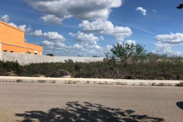 Foto de terreno habitacional en venta en Yaxkukul, Yaxkukul, Yucatán, 4616744,  no 01