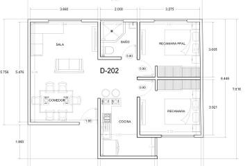 Foto de departamento en venta en  603, portales norte, benito juárez, distrito federal, 2261012 No. 01