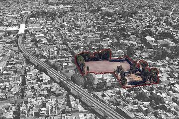 Foto de terreno habitacional en venta en Estrella Culhuacán, Iztapalapa, Distrito Federal, 2856339,  no 01