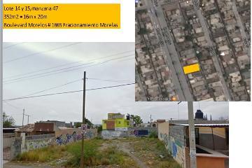 Foto de terreno comercial en renta en Morelos, Saltillo, Coahuila de Zaragoza, 3037134,  no 01