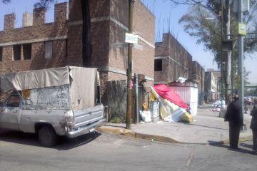 Foto de terreno comercial en venta en Morelos, Cuauhtémoc, Distrito Federal, 4446861,  no 01