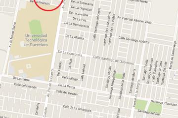 Foto de terreno habitacional en venta en Unidad Nacional, Querétaro, Querétaro, 1491967,  no 01