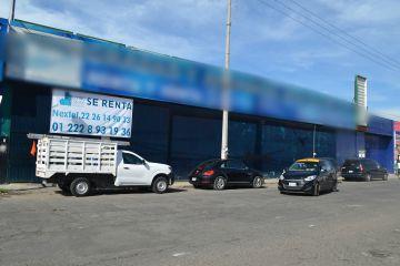 Foto de bodega en renta en El Pinal, Puebla, Puebla, 2377394,  no 01