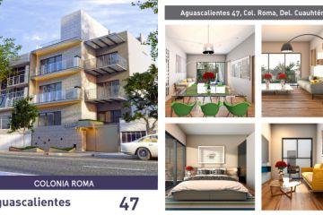 Foto de departamento en venta en Roma Sur, Cuauhtémoc, Distrito Federal, 3024944,  no 01