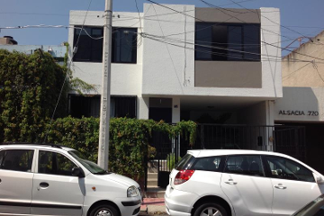 Foto de casa en renta en  772, moderna, guadalajara, jalisco, 2674031 No. 01