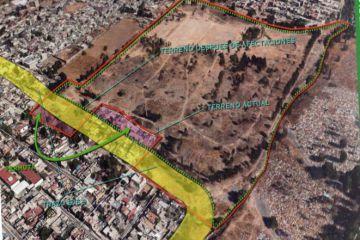 Foto de terreno habitacional en venta en Cerro de La Estrella, Iztapalapa, Distrito Federal, 2180128,  no 01