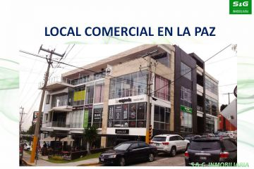 Foto de local en venta en La Paz, Puebla, Puebla, 2204530,  no 01