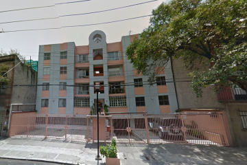 Foto de departamento en renta en San Rafael, Cuauhtémoc, Distrito Federal, 2818769,  no 01