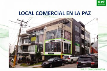 Foto de local en renta en La Paz, Puebla, Puebla, 2204526,  no 01
