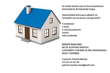 Foto principal de casa en venta en calzada de las brujas, ex hacienda coapa 2509688.