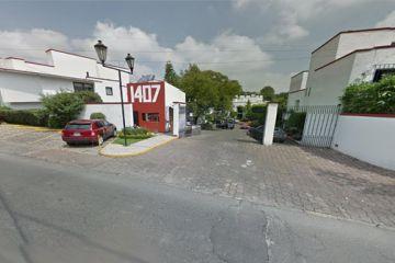 Foto de casa en condominio en venta en San Jerónimo Lídice, La Magdalena Contreras, Distrito Federal, 2990863,  no 01