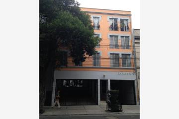Foto de departamento en venta en  89, roma norte, cuauhtémoc, distrito federal, 2080428 No. 01