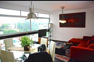 Foto de departamento en renta en San Jerónimo Aculco, La Magdalena Contreras, Distrito Federal, 2853609,  no 01