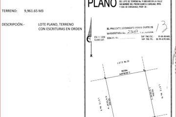 Foto de terreno comercial en venta en Quintas Carolinas I, II, III, IV y V, Chihuahua, Chihuahua, 1494069,  no 01