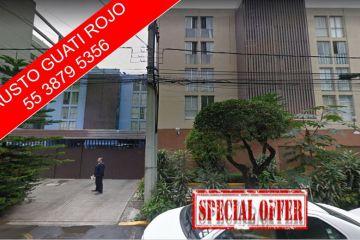 Foto de departamento en venta en Del Valle Norte, Benito Juárez, Distrito Federal, 4716512,  no 01